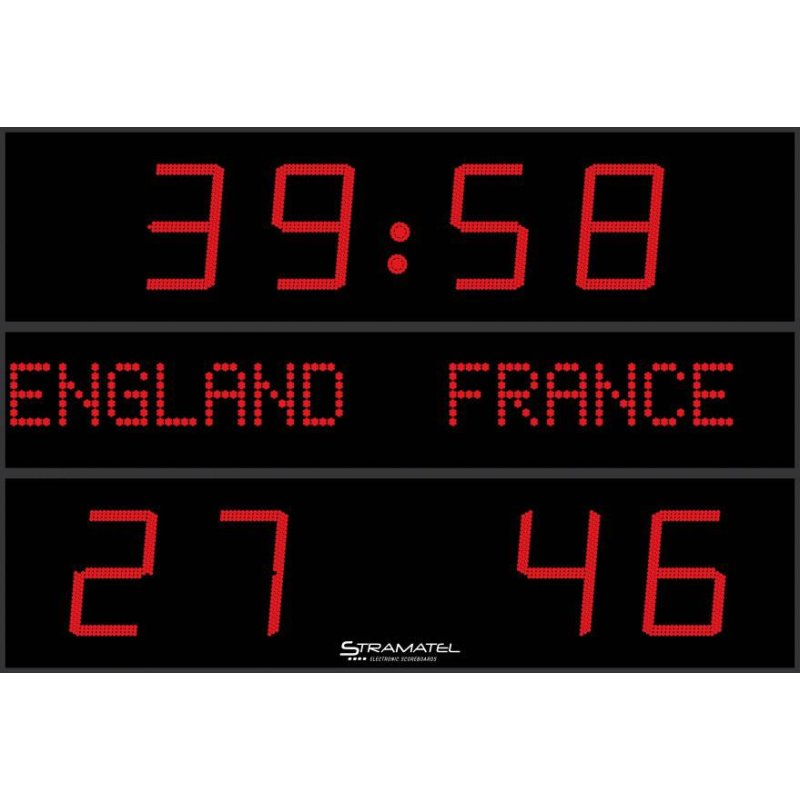 Buy Electronic Scoreboard Football Message Anches Sports