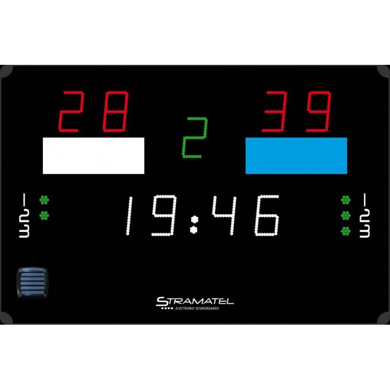 WATER POLO SCOREBOARD 1500 x 1000 mm