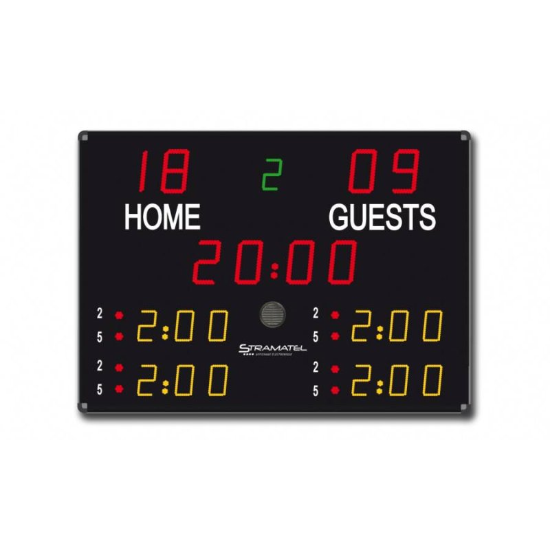 HOCKEY SCOREBOARD 1900 x 1150 mm