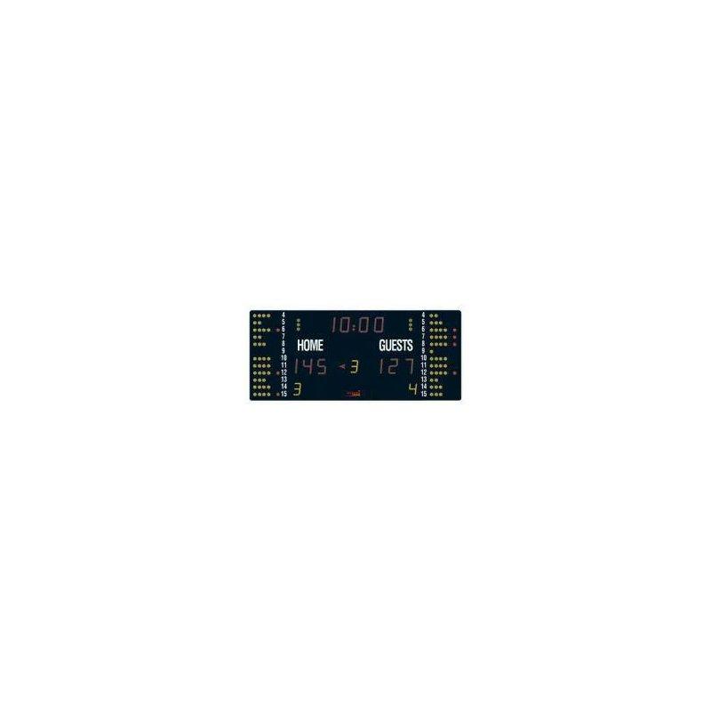 MULTISPORT SCOREBOARD 290 x 115 cm