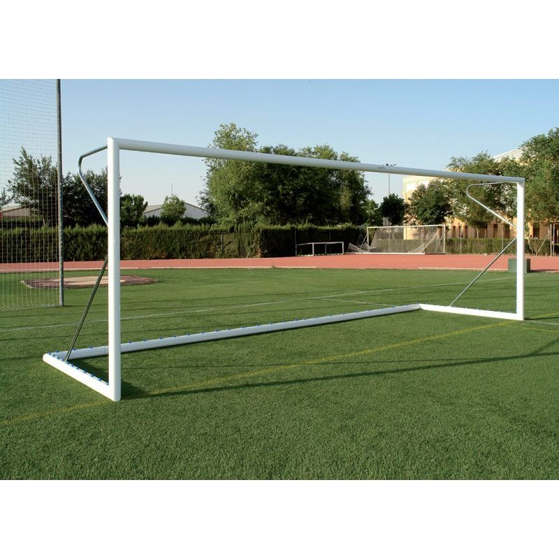 MOVABLE 11-A-SIDE FOOTBALL GOALS