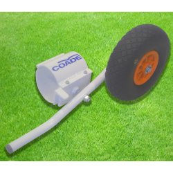 FOOTBALL GOAL PUNCTURE-PROOF WHEELS