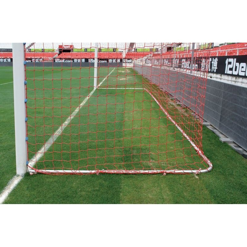HINGED BOTTOM BAR FOR FOOTBALL GOALS