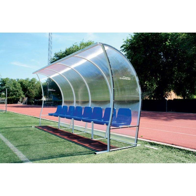 Banquillos fútbol personalizados