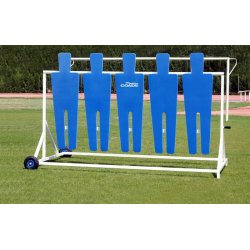 FREE KICK DUMMY TROLLEY