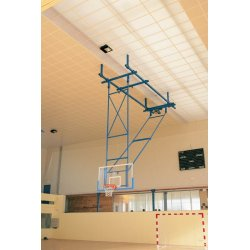 LATTICE STRUCTURE BASKETBALL GOALS