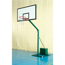 2 WHEELS BASKETBALL BACKSTOPS