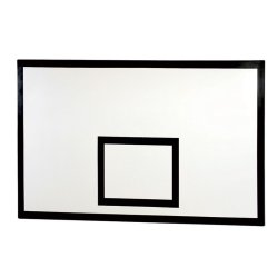 RECTANGULAR BACKBOARD POLYESTER