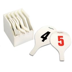 PLAYERS FOUL MARKERS SET