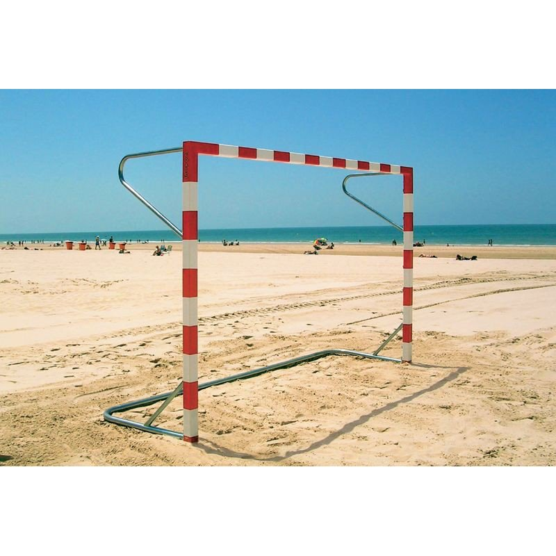 ALUMINIUM HANDBALL BEACH GOAL POSTS