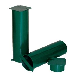 STEEL POSTS SOCKETS ( 2 UNITS)