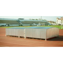 HIGH JUMP PIT COVER