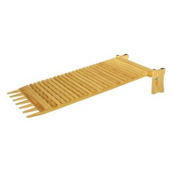 WOODEN SPRINGBOARD ADJUSTABLE