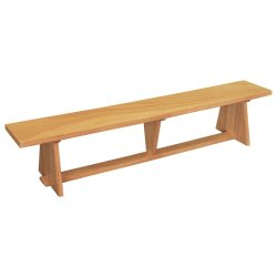 BENCH FROM PLYWOOD