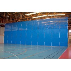 MOTORIZED DIVIDING CURTAINS
