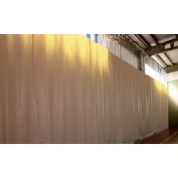 MANUAL DIVIDING CURTAINS