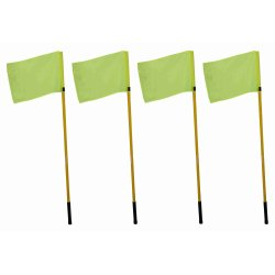 CORNER FLAGS SET