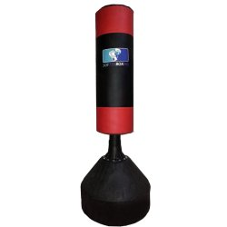 WITH FOOT - BOXING PUNCHING BAG