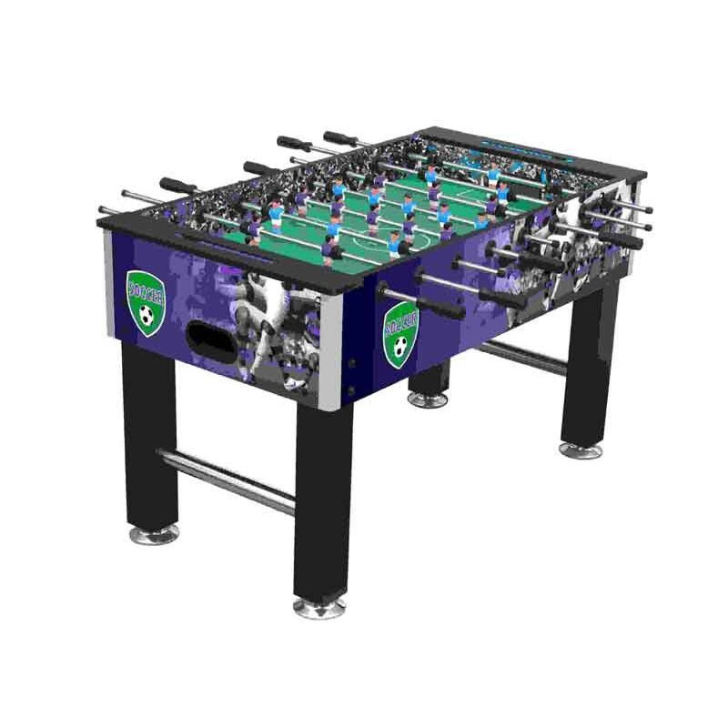 FOOSBALL WITH LEVELERS