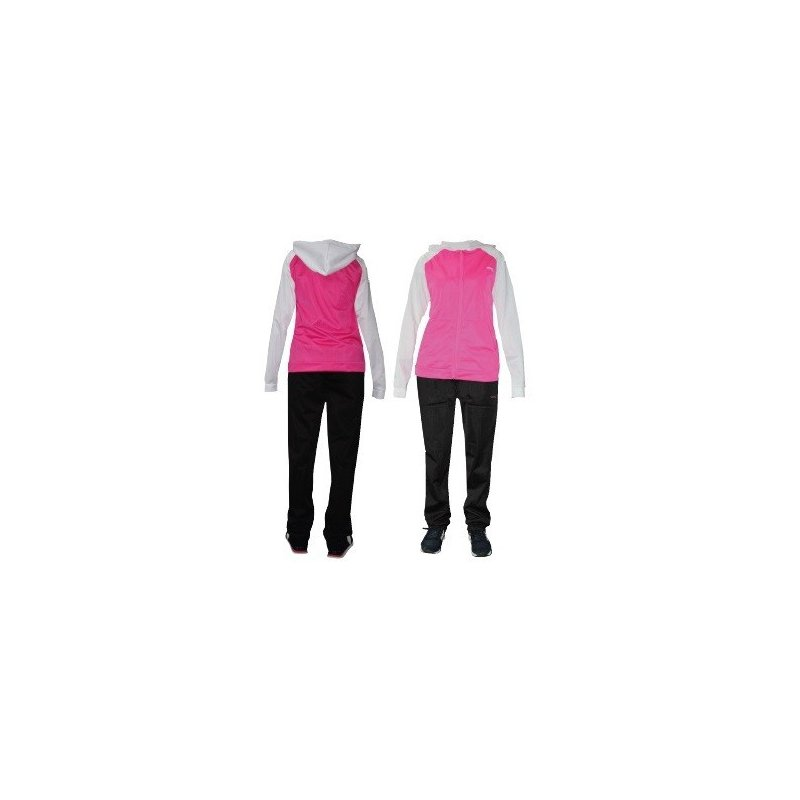 FUCHSIA PINK GIRL TRACKSUIT