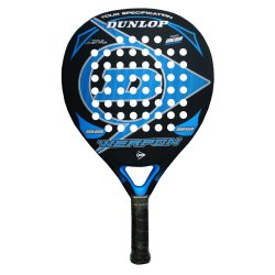 CARBON DUNLOP RACKET PADDLE