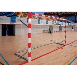 FREESTANDING STEEL HANDBALL...