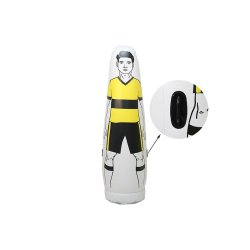INFLATABLE FOOTBALL MANNEQUIN