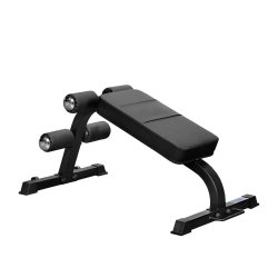 ABDOMINAL BENCH, PROFESSIONALLY