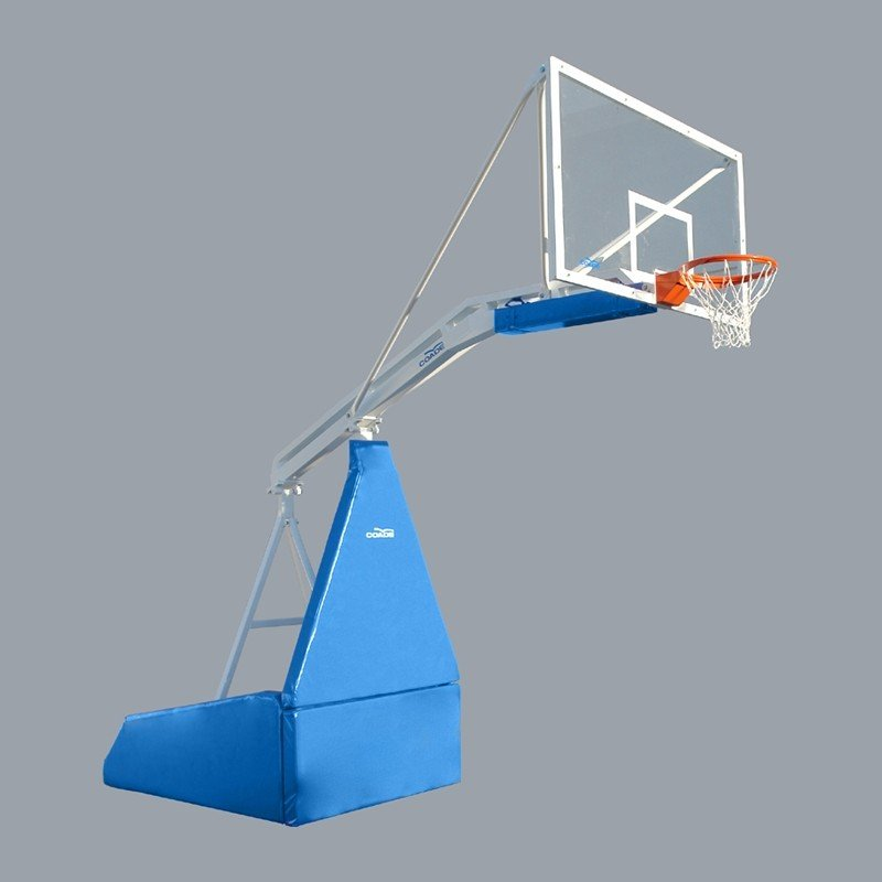 PORTABLE COMPETITION BASKETBALL HOOPS
