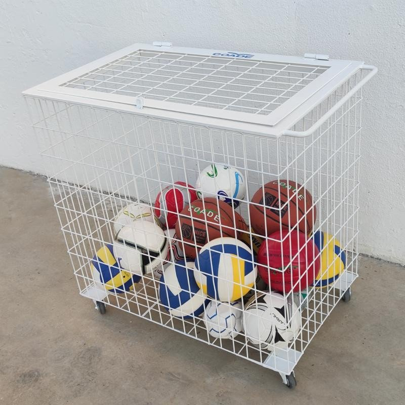 MAIL BALL CAGE