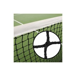 COMPETITION TENNIS NET 4MM