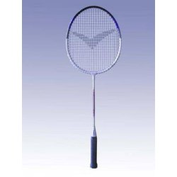 ALUMINUM/ STEEL BADMINTON RACKET