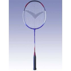 ALUMINUM/ CARBON BADMINTON RACKET