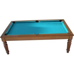 CLASSIC POOL TABLE WITH LID