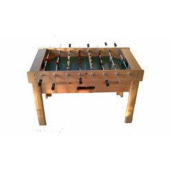 PURSE WOODEN FOOSBALL