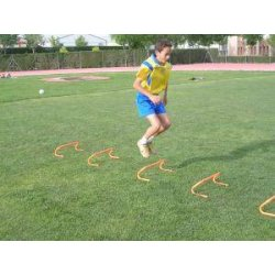 HURDLE OF SOCCER - TRAINING