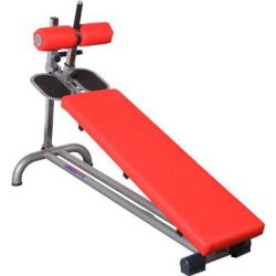ABDOMINAL BENCH WITH SUPPORT