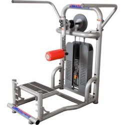 FITNESS MACHINE BUTTOCKS / ABDUCTORS / ADDUCTORS