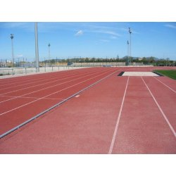 FLOORINGS FOR ATHLETICS TRACKS