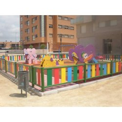 PAVEMENTS PLAYGROUNDS RUBBER