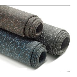 ROLL OF RUBBER FLOORING - GYM