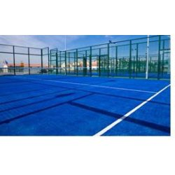 Tennis and paddle courts: Artificial turf