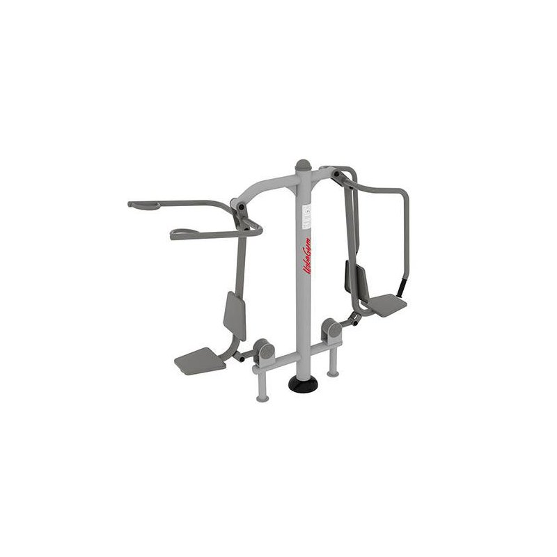 OUTDOOR EXERCISE DEVICE - ELEVATOR