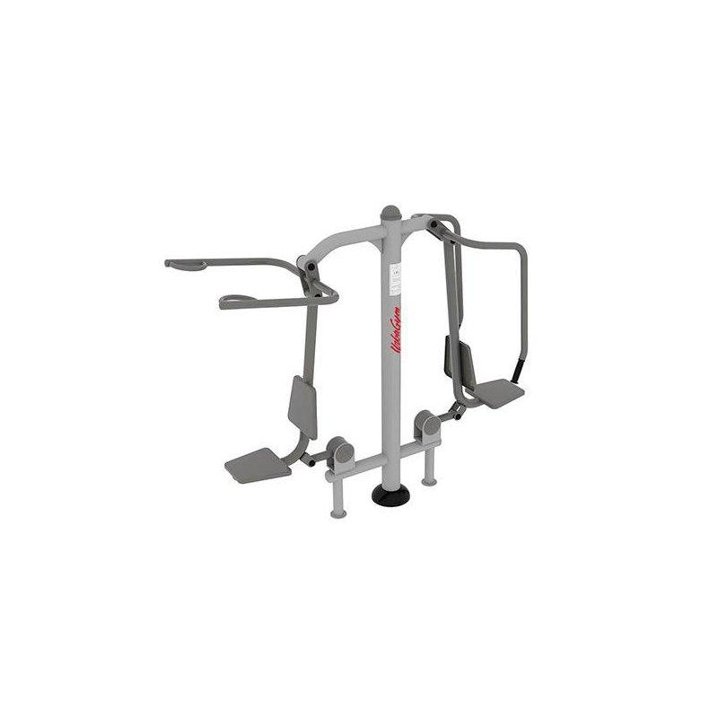 OUTDOOR EXERCISE DEVICE - PRESS-UP ARM FLEXION