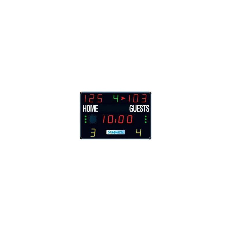 MULTISPORT SCOREBOARD 1500 x 1000 mm