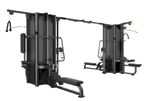 Multifunctions gym